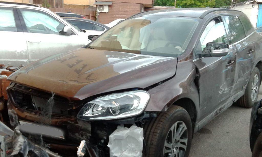 Выкупленный автомобиль ВОЛЬВО XC60
