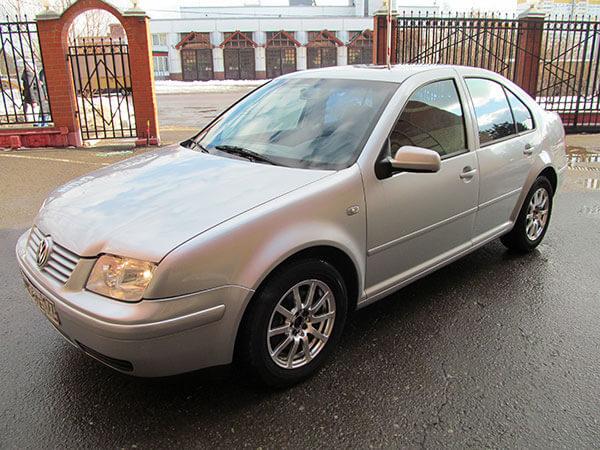 Выкупленный автомобиль Peugeot 308 Volkswagen Jetta GLS в crashedcar.ru